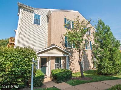 Fairfax Townhouse For Sale: 11795 Rockaway Lane #44
