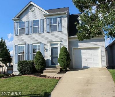 Fairfax Single Family Home For Sale: 14210 Brenham Drive
