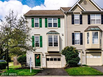 Centreville Townhouse For Sale: 5942 Baron Kent Lane
