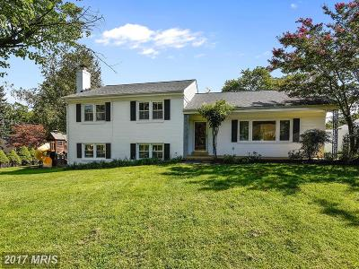 McLean Single Family Home For Sale: 1629 Cecile Street