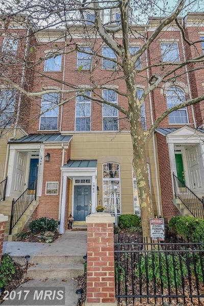 Reston Townhouse For Sale: 1942 Crescent Park Drive #26A