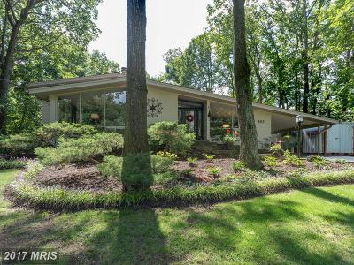 Annandale Single Family Home For Sale: 6837 Pacific Lane