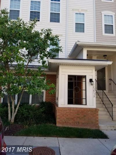 Centreville Crossing Rental For Rent: 14253 Woven Willow Lane #95