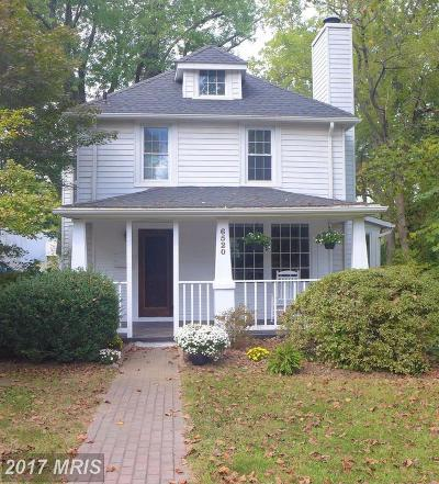 McLean Single Family Home For Sale: 6520 Old Chesterbrook Road