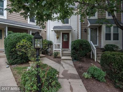 Reston Townhouse For Sale: 1713 Whisperhill Drive