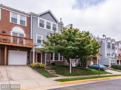 Fairfax VA Townhouse For Sale: $385,000