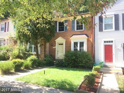 Springfield Rental For Rent: 7918 Pebble Brook Court