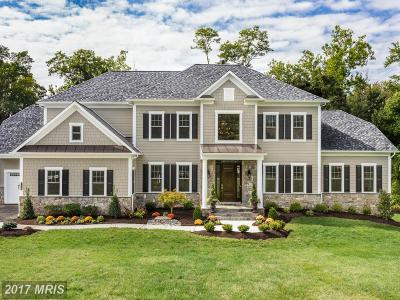 Fairfax VA Single Family Home For Sale: $1,378,000