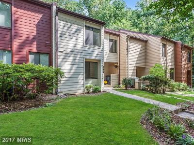 Reston Townhouse For Sale: 11511 Hearthstone Court