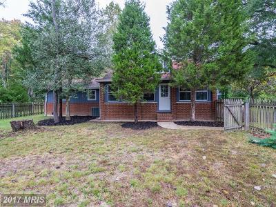 Lorton Single Family Home For Sale: 10601 Gunston Road