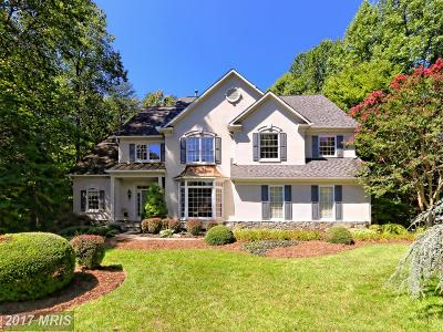 Fairfax Station VA Single Family Home For Sale: $975,000