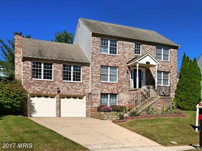 Herndon Single Family Home For Sale: 1270 Mason Mill Court