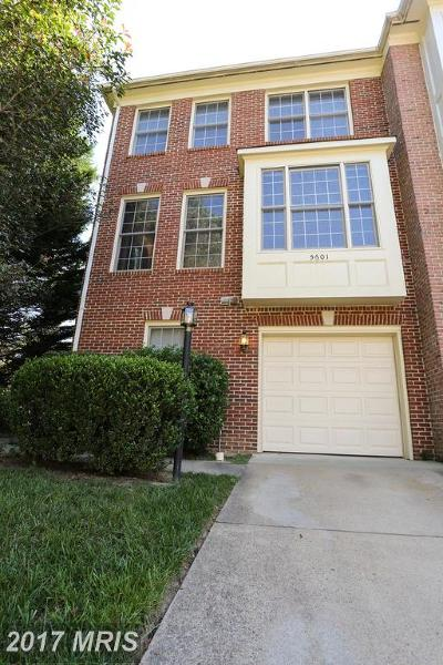 Alexandria Townhouse For Sale: 5601 Brookland Court