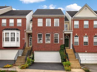 Alexandria Townhouse For Sale: 5264 Ballycastle Circle