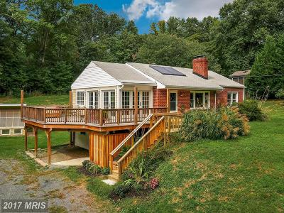 Annandale Single Family Home For Sale: 8605 Tobin Road