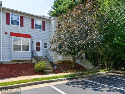 Alexandria Townhouse For Sale: 8560 Southlawn Court