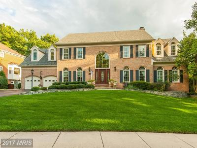 Fairfax Single Family Home For Sale: 3609 Lamplight Drive