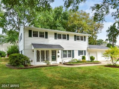 Alexandria Single Family Home For Sale: 3007 Battersea Lane
