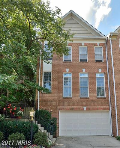 Reston Townhouse For Sale: 1316 Sundial Drive