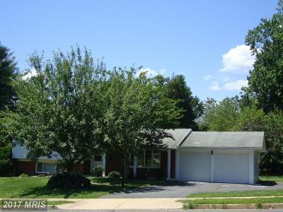 Annandale Single Family Home For Sale: 4912 Killebrew Drive