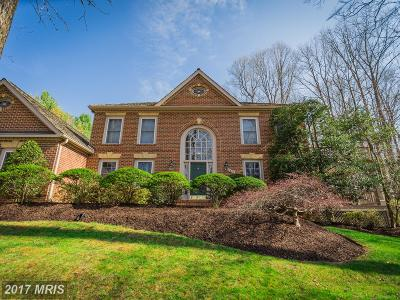 Fairfax Station Single Family Home For Sale: 6831 Brimstone Lane