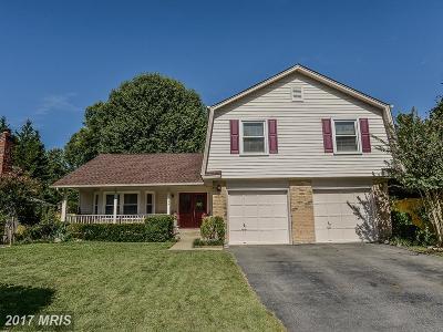 Springfield Single Family Home For Sale: 7124 Hamor Lane