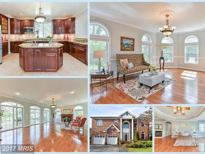 Falls Church Single Family Home For Sale: 7632 Shreve Road