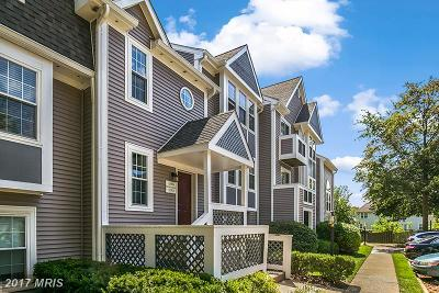 Fairfax Townhouse For Sale: 12922 Grays Pointe Road