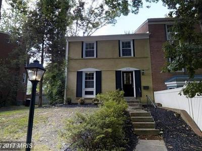 Alexandria Rental For Rent: 8170 Fernlake Court