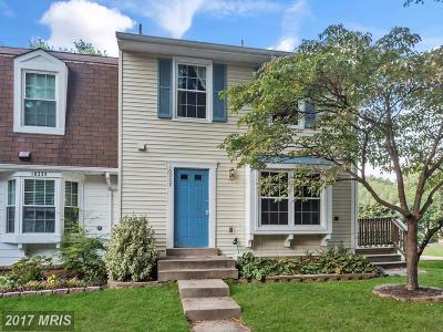 Burke Townhouse For Sale: 10222 Quiet Pond Terrace