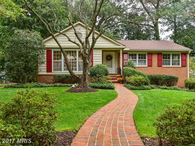 Annandale Single Family Home For Sale: 8304 Toll House Road
