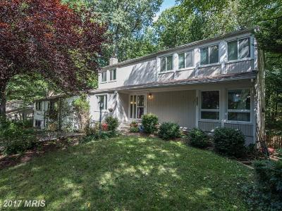 Reston VA Single Family Home For Sale: $449,900