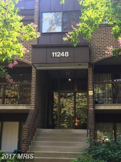 Reston Condo For Sale: 11248 Chestnut Grove Square #350