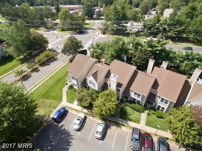 Centreville Townhouse For Sale: 6022 Creekstone Lane
