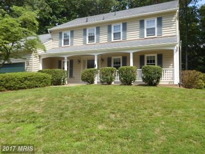 Burke VA Single Family Home For Sale: $624,900