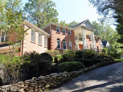 McLean Single Family Home For Sale: 827 Swinks Mill Road