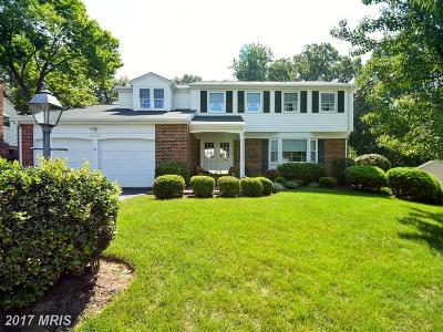 Springfield Single Family Home For Sale: 6103 Greenlawn Court