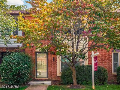 Alexandria Townhouse For Sale: 6016 Independence Way