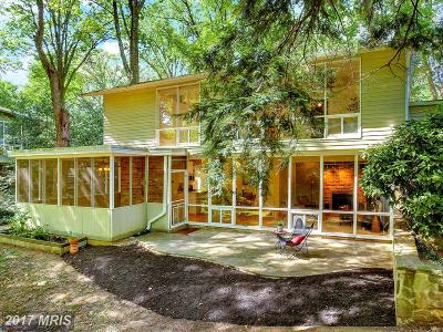 Fairfax Single Family Home For Sale: 7315 Stafford Road