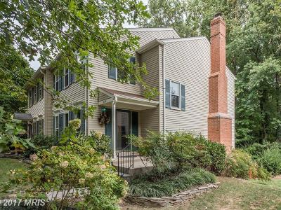 Reston Townhouse For Sale: 2199 Greenkeepers Court E