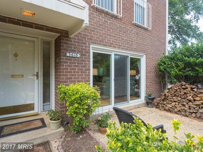 Fairfax Condo For Sale: 3676 Persimmon Circle