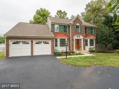 Centreville Single Family Home For Sale: 5595 Pickwick Road