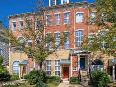 Reston Townhouse For Sale: 12077 Trumbull Way #2077-8