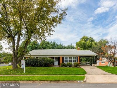 Fairfax Rental For Rent: 4208 Waller Road