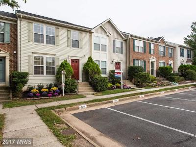 Centreville Townhouse For Sale: 6303 Field Flower Trail