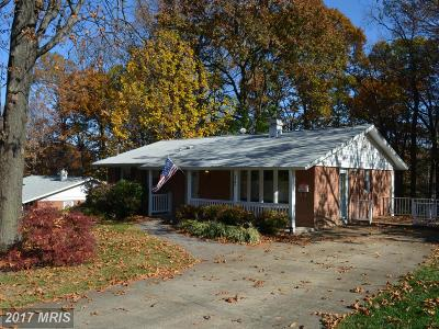 Annandale Single Family Home For Sale: 3907 Moss Drive