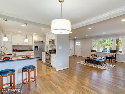 McLean VA Single Family Home For Sale: $875,000