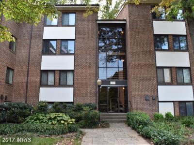 Fairfax Condo For Sale: 1419 Northgate Square #21C