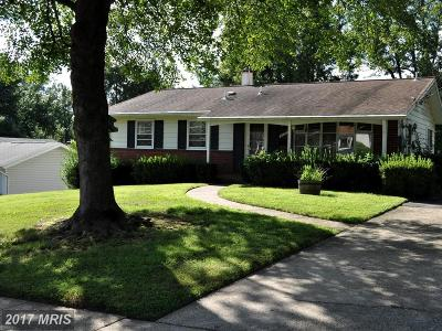 Annandale VA Single Family Home For Sale: $429,000