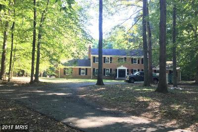 Fairfax Station VA Single Family Home For Sale: $734,900